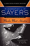 Murder Must Advertise: A Lord Peter Wimsey Mystery (Lord Peter Wimsey Mysteries)