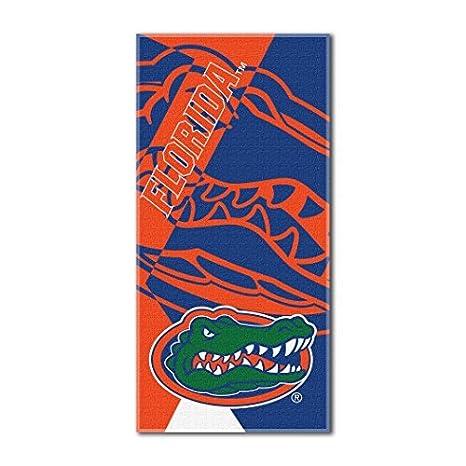 34 x 72 NCAA Puzzle Beach Towel
