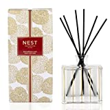 NEST Fragrances Reed Diffuser- Birchwood Pine, 5.9 fl oz