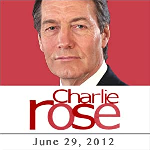 Charlie Rose: Nora Ephron, June 29, 2012 Radio/TV Program