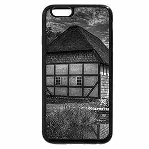 iPhone 6S Plus Case, iPhone 6 Plus Case (Black & White) - Beautiful Place