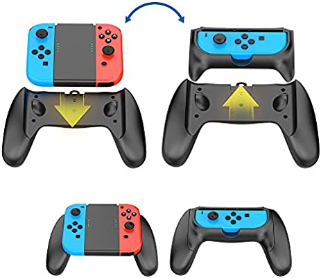 Amazon.com: Gamewill - Kit de agarre para interruptor ...