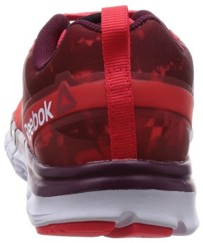 Reebok Zquick Soul Sport Trainer Shoes Red PSvDGlRV