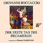 Der erste Tag des Decameron | Giovanni Boccaccio