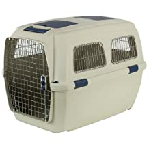 Marchioro Clipper Idhra 6 Pet Carrier, 36.25-Inches, Beige