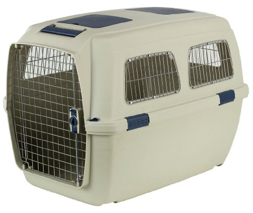 Marchioro Clipper Idhra 4 Pet Carrier, 27.75-inches, Beige (Marchioro Pet Carriers)