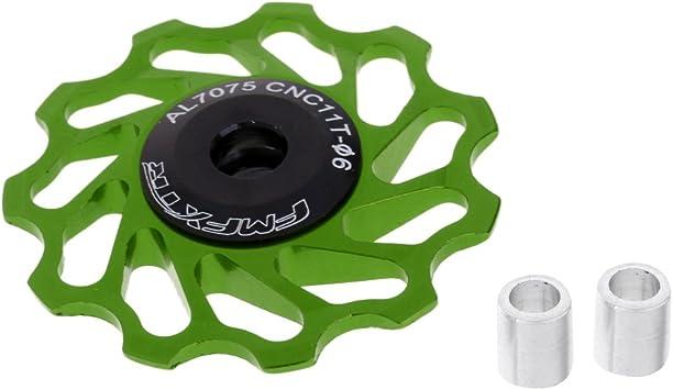 Sharplace Kit de Rueda Jockey con Cojinete de Cerámica Rodamientos ...