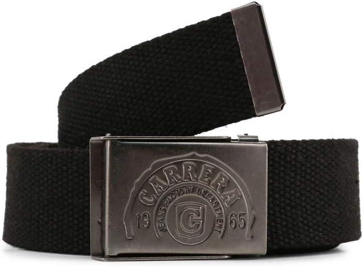 Carrera Jeans Men Black Belts