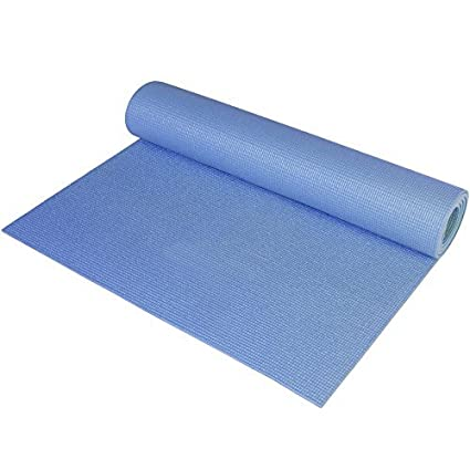 CAP Barbell HHY-CF004B Cap Fitness Yoga Mat, Blue