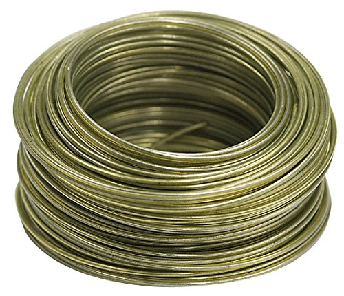OOK 50179 75' 20 Gauge Plastic Coated Hobby Wire