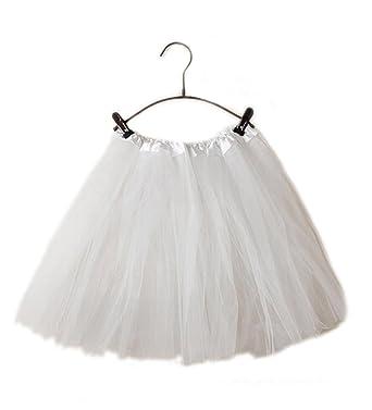 GGTFA Adulto Ballet Vestido De Tul Tutu Falda De Danza De La Falda ...