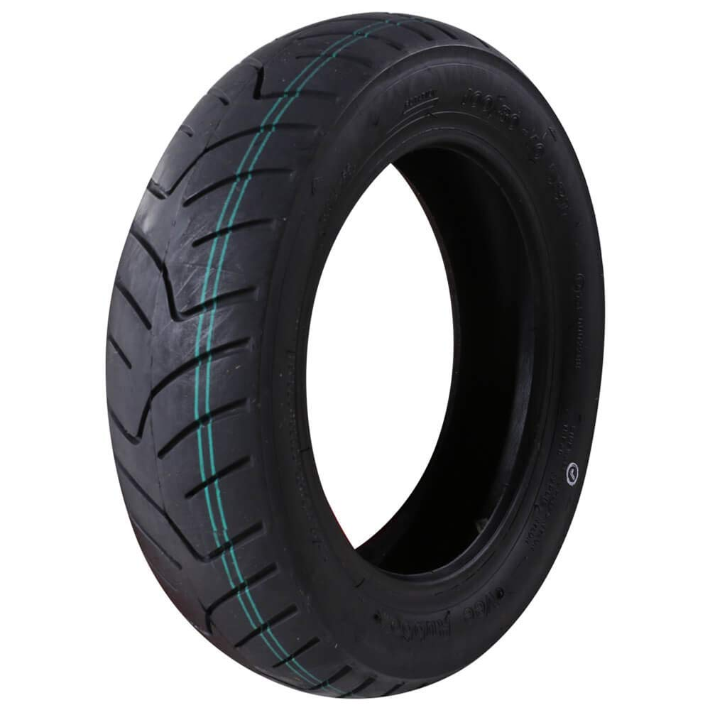 Scooter Tire - Vee Rubber Street 100/80-10 - VRM 217 by Vee Rubber