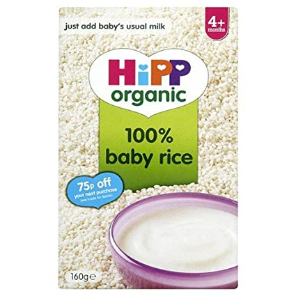 (3 PACK) - Hipp - Baby Rice | 160g | 3 PACK BUNDLE