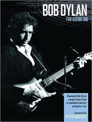 Bob Dylan Guitar Tab Collection