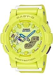 CASIO Ladies watch BABY-G ~ for running ~ BGA-185-9AJF