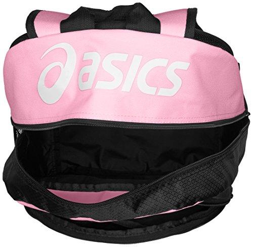 Asics Unisex-Erwachsene Team Rucksack Pink Glow/Black
