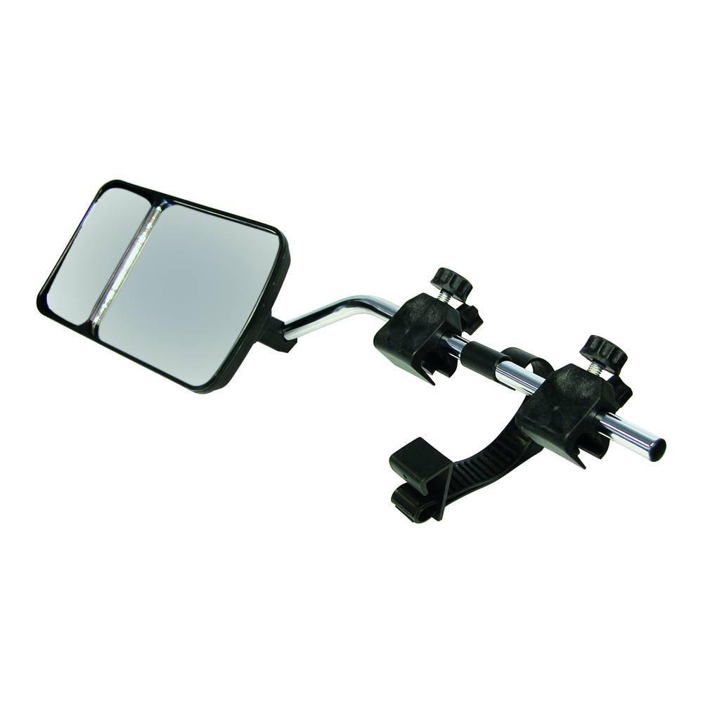 Brunner Carpoint 2414041 Specchietto Retrovisore per Caravan Scope Dual Focus