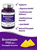 Bromelain 1700 mg | 120 Capsules | Supports