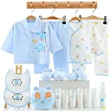 18pcs Newborn Boy Clothes Preemie Baby Outfits 0 3