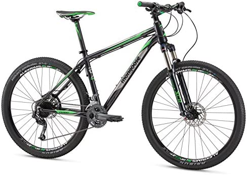 Mongoose Men s Tyax Expert 27.5 Wheel
