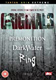 Asia Extreme Originals - Premonition/Dark Water/Ring [Import anglais]