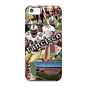 5c Scratch-proof Protection Case Cover For Iphone/ Hot San Francisco 49ers Phone Case