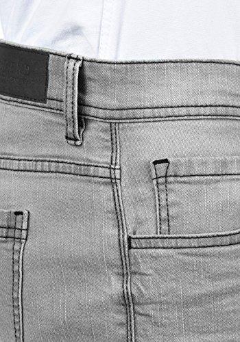 Da Uomo Blend Denim Jeans Grey Twister 76205 EFZaq