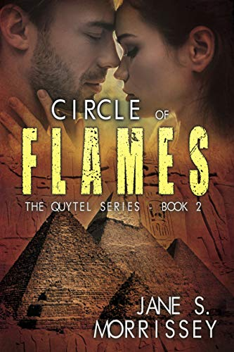 Circle of Flames (The Quytel Series Book 2)
