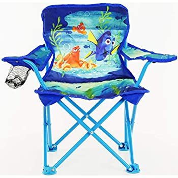 Amazon Com Disney Finding Dory Fold N Go Chair Toys Amp Games