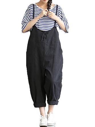 51b5eaf13a66 Sobrisah - Combinaison - Salopette - Femme  Amazon.fr  Vêtements et  accessoires