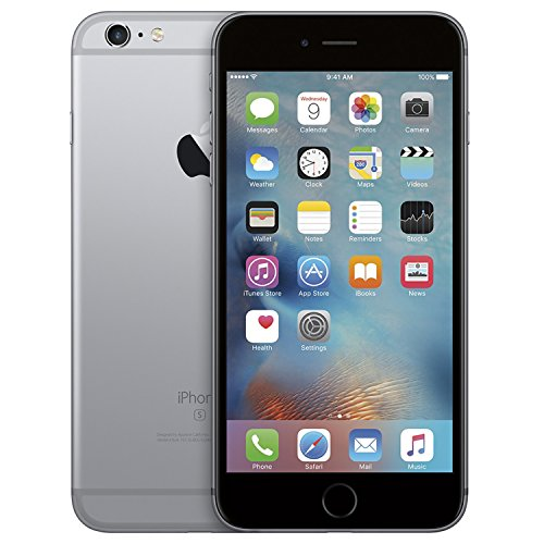 Apple iPhone 6S Plus, 16GB, Space Gray - For T-Mobile (Renewed)