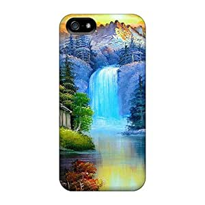 Premium OHiiGIt2860VvQSI Case With Scratch-resistant/ Place In Paradise Case Cover For Iphone 5/5s by Maris's Diary