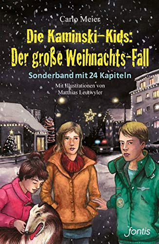 Die Kaminski Kids  Der Große Weihnachts Fall  Sonderband Mit 24 Kapiteln