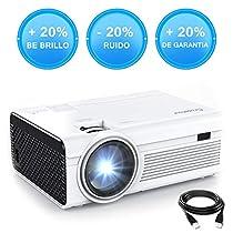 Hasta un -20% en Crosstour Mini Proyector Portátil HD LED So