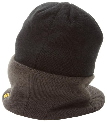 Brande Mens Cap Caterpillar Grey black Visor Graphite PWOnSnvqz
