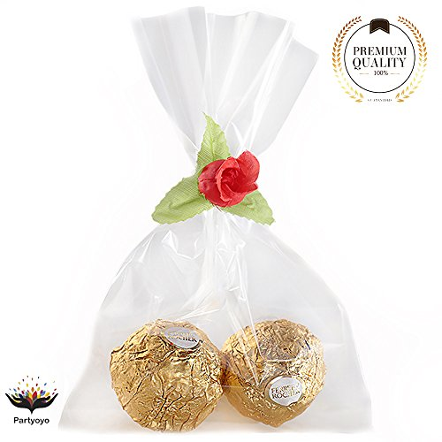 Party Gift Bags: 60 Treat or Fav...