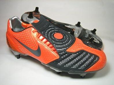 Nike Total 90 Laser II SG LTD Orange Size 8.5