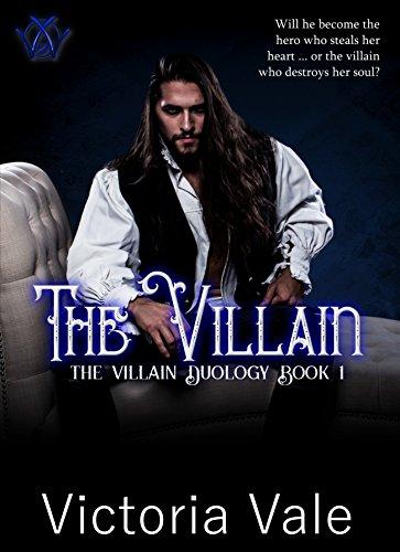 The Villain: A Dark Regency Erotic Romance (The Villain Duology Book 1) cover
