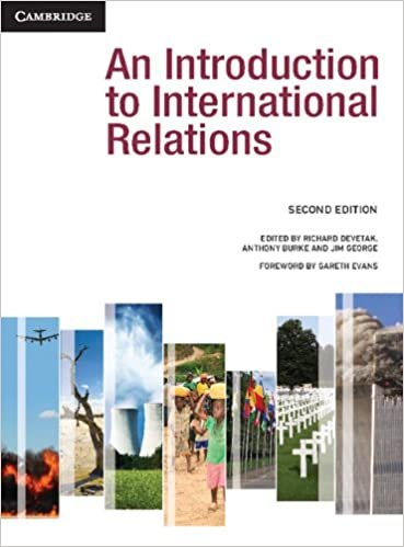 Amazon com: An Introduction to International Relations