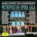 James Levine's 25th Anniversary Metropolitan Opera Gala