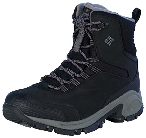 Boots Black Charcoal Black Charcoal Men's Techlite Waterproof Snow Backramp Columbia CpXxZ1qwFn