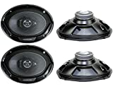 "Best 6x9 Car Speakers - 4) New Kenwood KFC-6965S 6x9"" 800 Watt 3-Way Review"