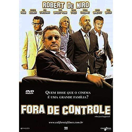 DVD - Fora De Controle (Califórnia Filmes)