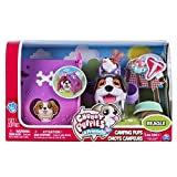 Chubby Puppies & Friends - Camping Pups - Tent Playset - Beagle