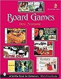 Board Games (Schiffer Book for Collectors)