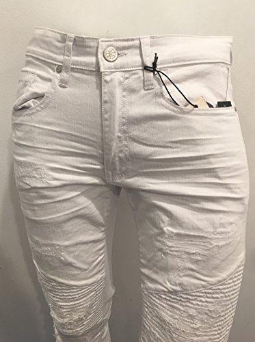Jordan Craig White Aaron Jeans (34/34) by Jordan Craig