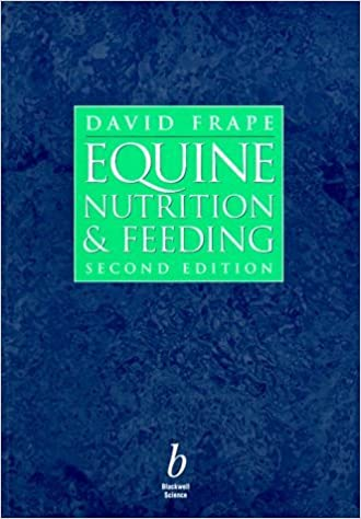 Book Equine Nutrition and Feeding by David Frape (1999-09-30)