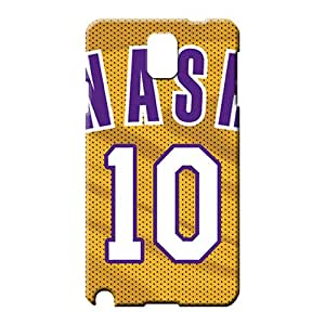 samsung note 3 Protection Awesome High Quality phone case cell phone carrying shells losangeles lakers nba basketball