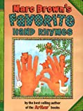 Marc Brown's More Favorite Hand Rhymes, Marc Brown, 0525459979