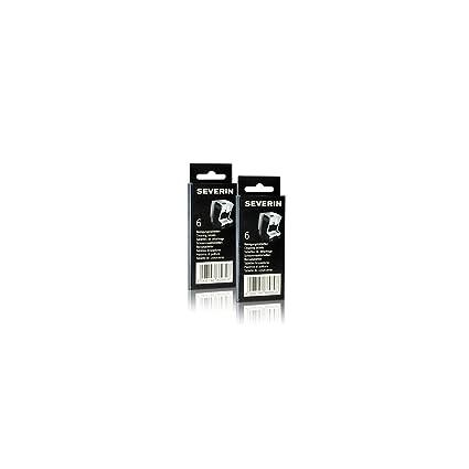 für Kaffeevollautomaten ZB 8698 Severin Reinigungstabletten 6 Stk